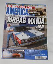 CLASSIC AMERICAN AUGUST 2003 NO.148 - MOPAR MANIA/WE GO CHRYSLER CRAZY