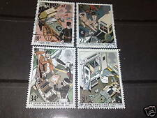 GB 1987  ST JOHNS AMBULANCE  FINE USED WHOLE SET