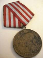 Romania Romanian Medal Liberation Fascist Yoke RPR RARE