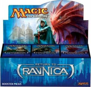 Magic the gathering RETURN TO RAVNICA Booster Box 36ct SEALED!!