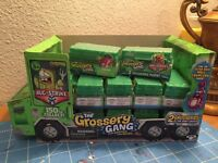 The Grossery Gang Bug Strike Mystery Pack NIP