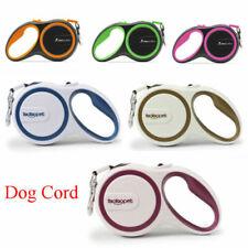 Fashion Automatic Retractable Dog Lead Extending Leash Tape Cord Pet Supplies