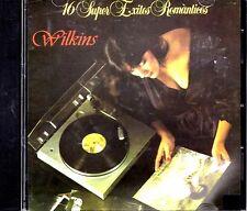 """WILKINS - """"16 SUPER EXITOS REMANTICOS""""- CD"""