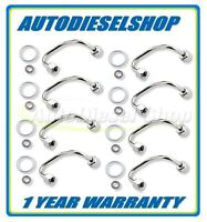 08-10 FORD 6.4 6.4L POWERSTROKE DIESEL FUEL INJECTOR O-RING LINE & SEAL SET OF 8
