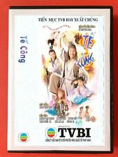 TE CONG -  PHIM BO TRUNG QUOC - 4 DVD - USLT