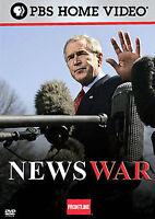 Frontline - News War (DVD 2-Disc Set Widescreen) PBS Still Brand New! NewsWar