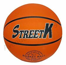 Ballon basket basketball équipement Sport pas cher balle taille 7 officiel NEUF