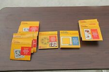 Lot of Kodak PrePaid Mailers - 6-EktaChrome 135 6-KodaChrome 135,  2-127, 1-8mm