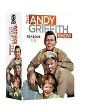 The Andy Griffith Show: Classic TV Series Complete Seasons 1-5 Boxed DVD Set NEW