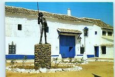 Spain Puerto Lapice La mancha Venta Del Quijote 4x6 Postcard A48