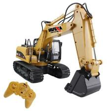 RC Excavator Tractor Toy Construction Vehicles For Kids Boys Die Cast Model NEW
