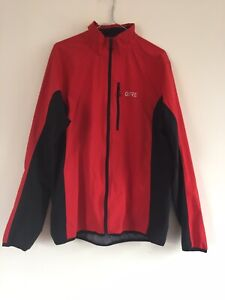 GORE Windstopper Cycling Jacket Size L