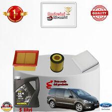 Kit Inspección Filtros + Aceite Ford Galaxy II 2.3 16V 118KW 160CV De 2009 -
