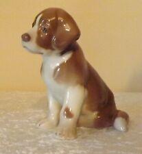 Bing & Grondahl - Royal Copenhagen St. Bernard  Puppy Figurine - No.1926.