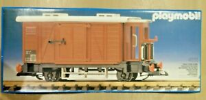 PLAYMOBIL 4111 FREIGHT CAR NEW IN BOX