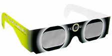 Solar Eclipse Glasses Pack of 4 Viewers - ISO & CE Approved Sun Filter FREE Post