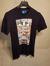 Adidas t shirt, XS Black Short Sleeve Sport