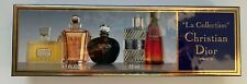 Christian dior la collection SET 5X miniature DUNE MISS DIOR POISON FAHREHEIT