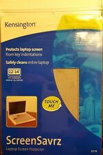 TWO Kensington Laptop Screen Cleaning Cloths-Advanced optic polishing technology