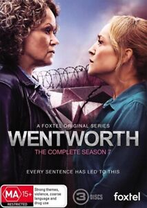 WENTWORTH : Season 7 : NEW DVD