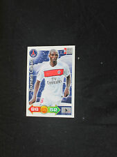 Trading card carte panini FOOT 2011-2012 ADRENALYN XL  CAMARA  PSG PARIS