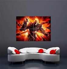 God OF WAR ASCENSION XBOX ONE ps4 ps3 GIOCO PC (2) GIGANTE art print poster oz1066