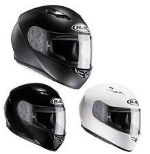 HJC Plain Unisex Adult Helmets