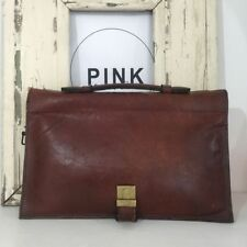 Leather Casual Vintage Clothing, Shoes & Accessories