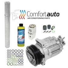 AC A/C Compressor Kit Fits: 2010 - 2011 Chevrolet Equinox - GMC Terrain L4 2.4L