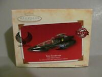 2003 Hallmark STAR TREK Nemesis THE SCORPION ornament - UNOPENED - BRAND NEW!