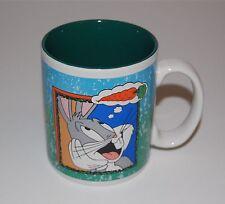 Bugs Bunny Six Flags Coffee Mug - Looney Tunes