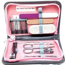 Bikini Touch Pedicure Manicure Trimmer Bonus Nail File Clipper Cuticle File Kit