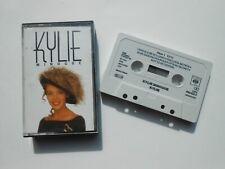 Cassette audio - K7 - audio tape - Kylie Minogue
