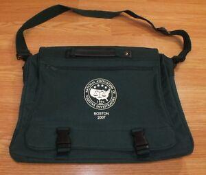 National Association of Fugitive Investigators Boston 2007 Lap Top Travel Bag