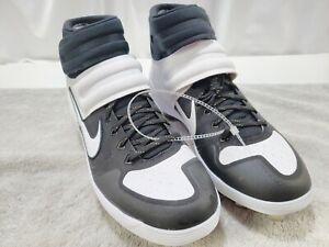 Nike Zoom Air Baseball Cleats US Black/White CI2227-600 NWOB Mens Sz 12