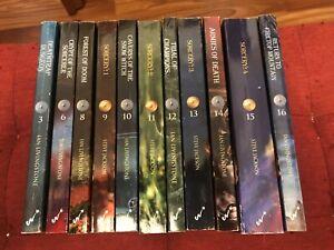 Librogame - Lotto Fighting Fantasy Wizard book - 11 libri (in inglese)