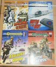 Commando comic #5435 #5436 #5437 #5438 - 15th May 2021