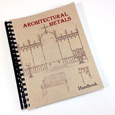 ARCHITECTURAL BLACKSMITH BOOK ORNAMENTAL IRON HARDWARE DECORATIVE HAMMER FORGING