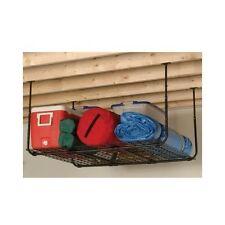 Overhead Storage Rack Garage Ceiling Mount Adjustable Shelves Home Organization