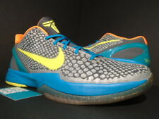 NIKE ZOOM KOBE VI 6 HELICOPTER WHAT THE GREY YELLOW BLUE ORANGE 429659-005 14