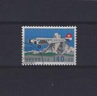 SUISSE SWITZERLAND Yvert Poste Aérienne  n° 49 oblitéré