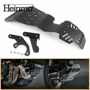 Steel Engine Base Chassis Guard Skid Plate For DUCATI Scrambler 800 2015-2021