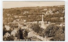 BEAR RIVER: Nova Scotia Canada postcard (C9412)