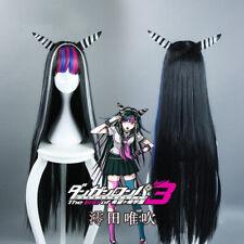 Danganronpa Dangan Ronpa Mioda Ibuki Cosplay Wigs 100cm Long Cosplay Hair Wig