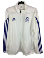 Adidas 2013 Boston Marathon White Jacket Men's L NWT - For Film Patriots Day