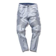 Biker Jeans For Men Ebay