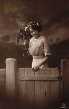 Pasqua, DAMA, Foto AK, 1913