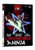 L'invincibile Ninja (DVD Nuovo) Franco Nero - Audio Italiano