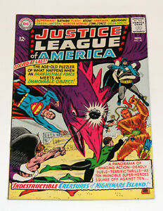 JUSTICE LEAGUE OF AMERICA #40 1965 Batman, Flash, Wonder Woman - DC Comics
