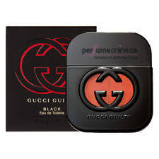 GUCCI GUILTY BLACK 75ML EDT WOMEN BRAND NEW SEALED IN BOX